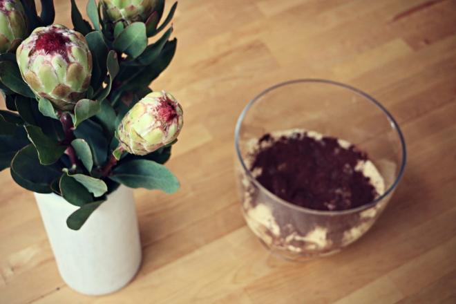 Tirimisu Flowers