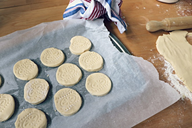 My Shortbread Recipe, Perfect for the Christmas Season