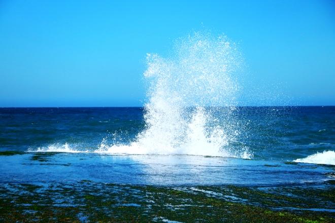 Splash Against