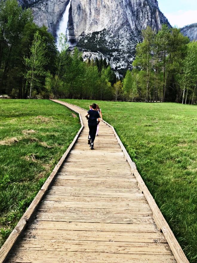 Boardwalk Yosemite