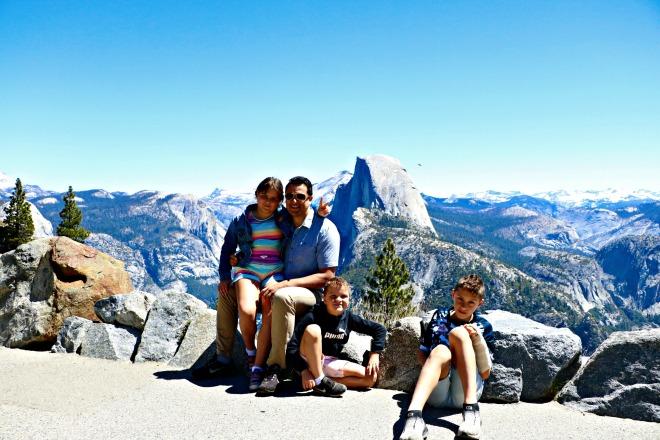 Glacier Point Family
