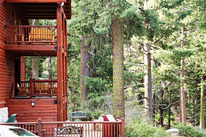 John Muir Lodge Porch