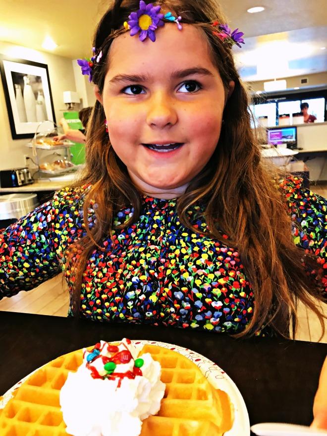 Minnie Waffle
