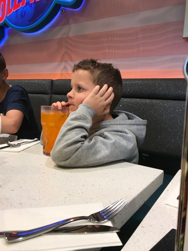 Planet Hollywood for Breakfast
