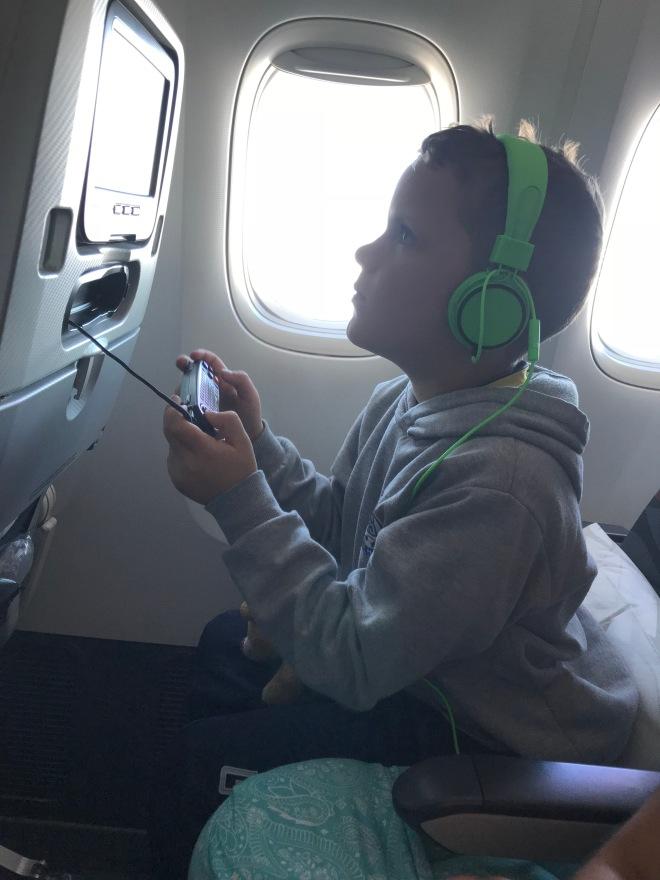 in Flight Entertainment for Kids