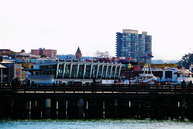 San Fran Pier Line